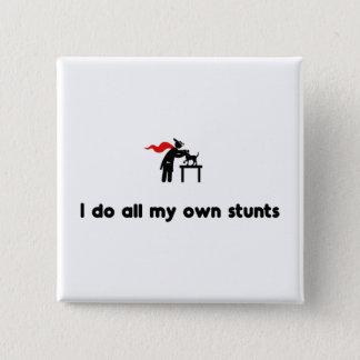 Veterinary Hero 2 Inch Square Button