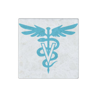 Veterinary Medicine Stone Magnets