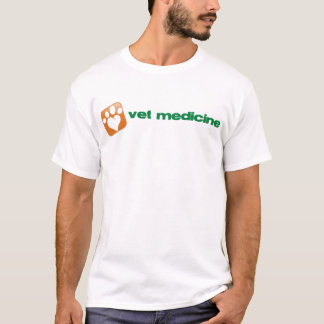 Veterinary Medicine. T-Shirt
