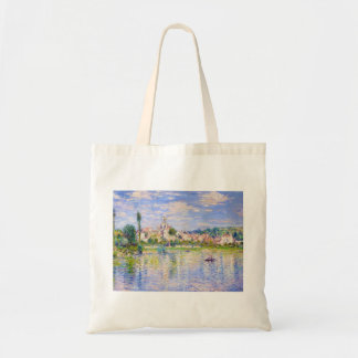 Vetheuil in Summer Claude Monet Tote Bag