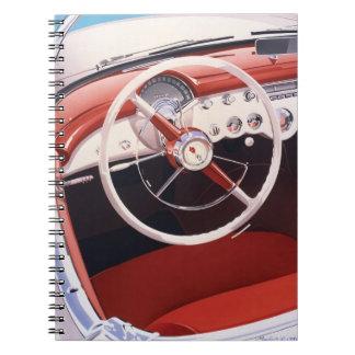 Vett Spiral Notebook