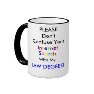 Veuillez ne pas confondre le votre mug ringer