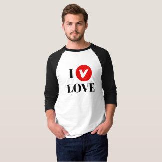 Vevo 3/4 Sleeve Raglan T-Shirt