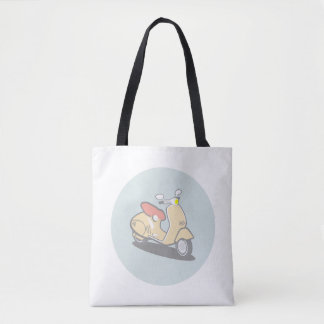 Vezpa Tote Bag