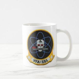 vfa 213 desert squadron patch basic white mug