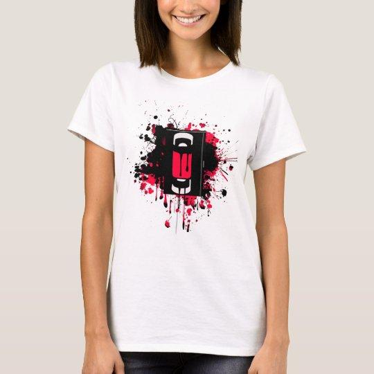 VHS Splat T-Shirt
