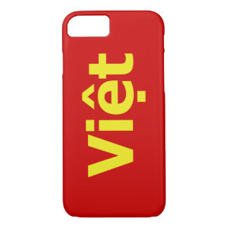 Việt iPhone 7 Case