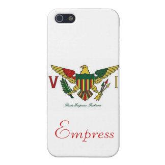 VI Empress iPhone 5 Case