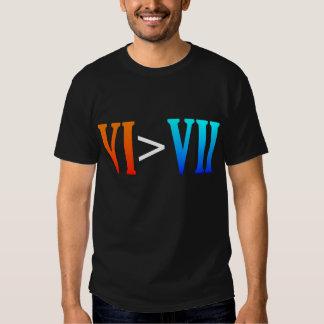 VI > VII SHIRTS