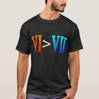 VI > VII T-Shirt
