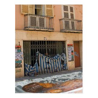 Via Dolorosa Postcard