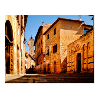 Via San Giovanni Postcard