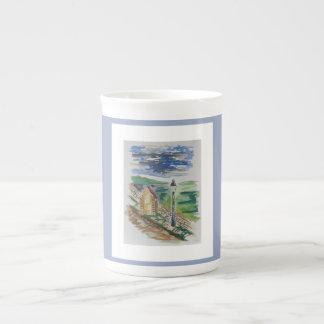 Via Santa Margherita, Cortona Tea Cup