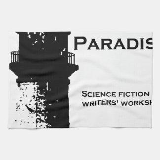 Viable Paradise Lighthouse Kitchen Towel