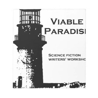 Viable Paradise Lighthouse Notepad