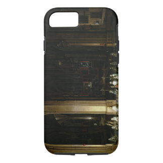 Viaticum in the Interior of a Church iPhone 7 Case