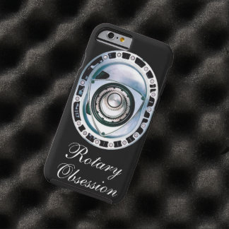Vibe iPhone 6 Rotary Obsession Case Tough iPhone 6 Case