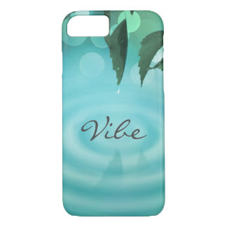 Vibe Peaceful Water Drops iPhone 7 Case