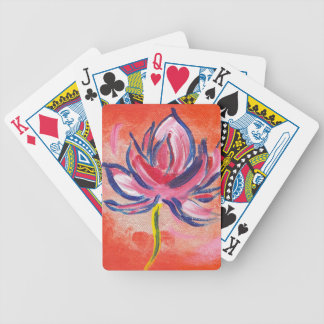 vibrance bicycle playing cards