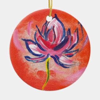 vibrance ceramic ornament