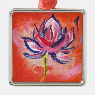 vibrance metal ornament