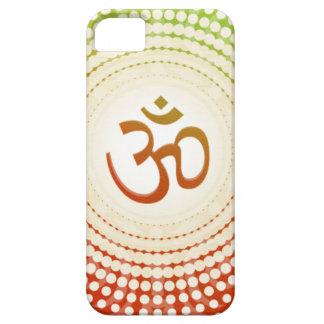 Vibrant Aum Design Case For The iPhone 5