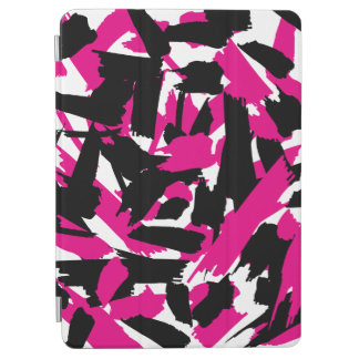 Vibrant Brushstroke Pattern iPad Air Cover