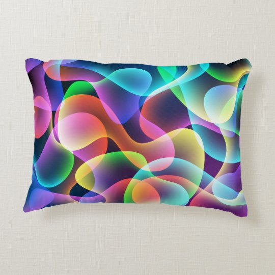 Vibrant Collection Accent Pillow