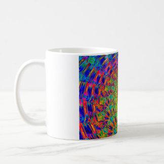 Vibrant  colors decorative mug 2