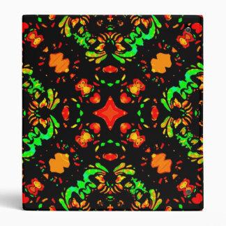 Vibrant Colors Refined Ornament Binder