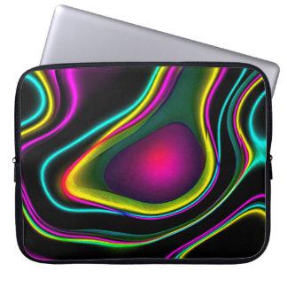 Vibrant Fantasy 5 Laptop Sleeve