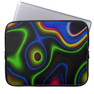 Vibrant Fantasy 6 Laptop Sleeve