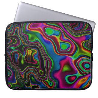 Vibrant Fantasy 7 Laptop Sleeve