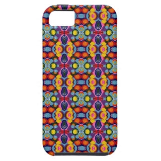 Vibrant Festive Tiny Circles of Color iPhone 5 Cases