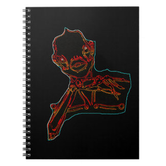 VIBRANT GIRL NOTEBOOK