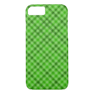 Vibrant Kiwi Green Custom iPhone 7 Case