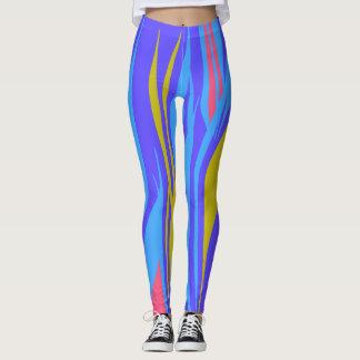 vibrant leggings