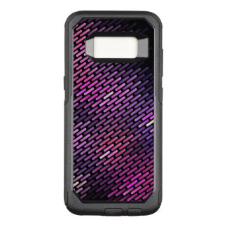 Vibrant Line Texture OtterBox Commuter Samsung Galaxy S8 Case