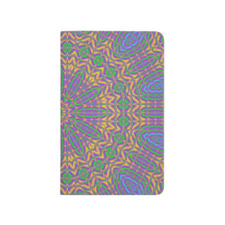 Vibrant Mandala 2 Journal