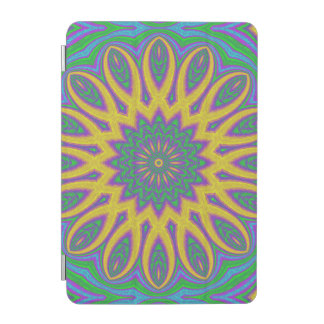 Vibrant Mandala iPad Mini Cover