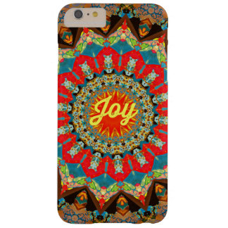 Vibrant Multi Colored Kaleidoscope Of Joy IPhone D Barely There iPhone 6 Plus Case