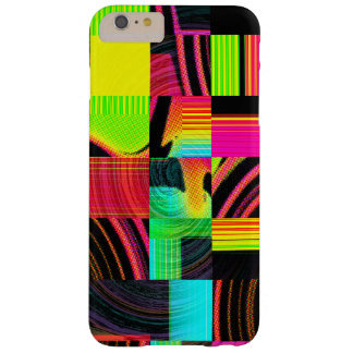Vibrant Patchwork iPhone 6/6s Phone Case