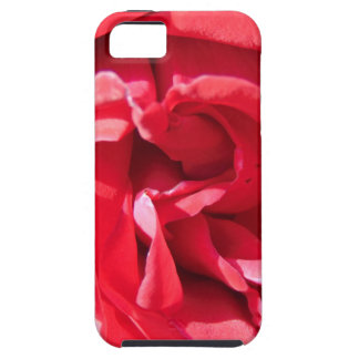 Vibrant Pink Rose Petals Case For The iPhone 5