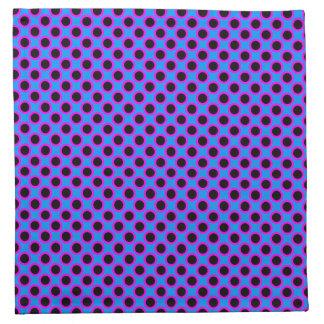 Vibrant Polka Dots Napkin