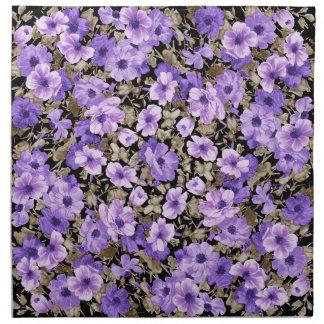 Vibrant Purple Napkins