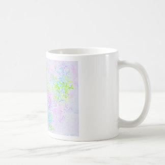 Vibrant Rorschach 01 Coffee Mug