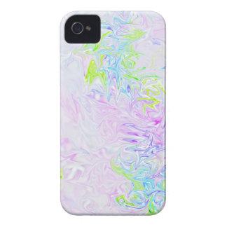 Vibrant Rorschach 01 iPhone 4 Case