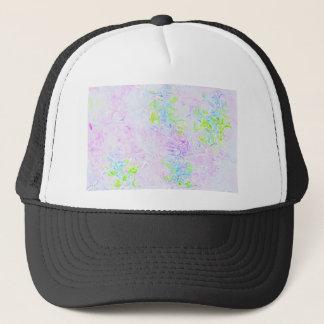 Vibrant Rorschach 01 Trucker Hat
