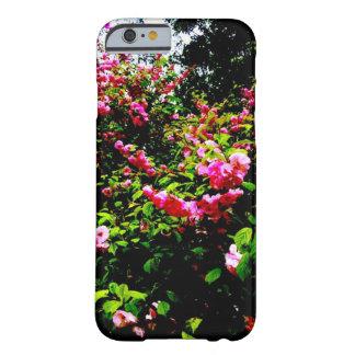 Vibrant Rosebush Phone Case