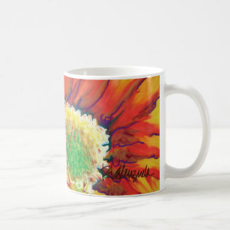 Vibrant Sunflower Mug
